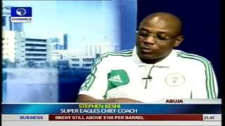 Osaze Will Play With Super Eagles Again - Stephen Keshi