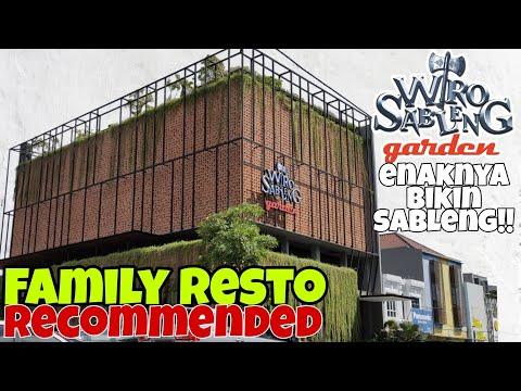 KULINER   WIRO SABLENG GARDEN - SEAFOOD ENAK DI KELAPA GADING JAKARTA UTARA