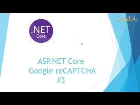 #ASP NET #Core #Google #reCAPTCHA V3 Part-3