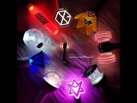 my-kpop-lightstick-collection