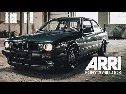 How to make your Sony A7 III look like an ARRI with a simple COLOR GRADING HACK TUTORIAL + FREE LUT
