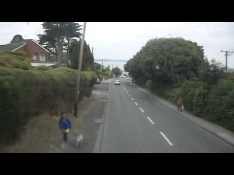 Vožnja doubledeckerom kroz Howth, Irska III.
