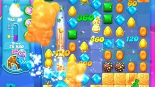 Candy Crush Soda Saga Level 451 (3rd version, 3 Stars)