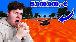 FLIEGEN ODER 50000000€
