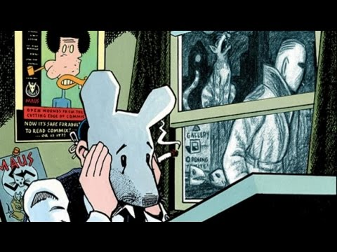 Old Masters: Art Spiegelman, Jules Feiffer, Alex Melamid
