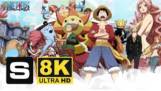 One Piece Trailer 8K UHD resolution (Remastered from SD)
