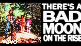 Creedence Clearwater Revival - Bad Moon Rising (Lyric Video) thumbnail