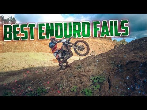Все ПАДЕНИЯ Russian Riders 2019 Enduro Fail Compilation