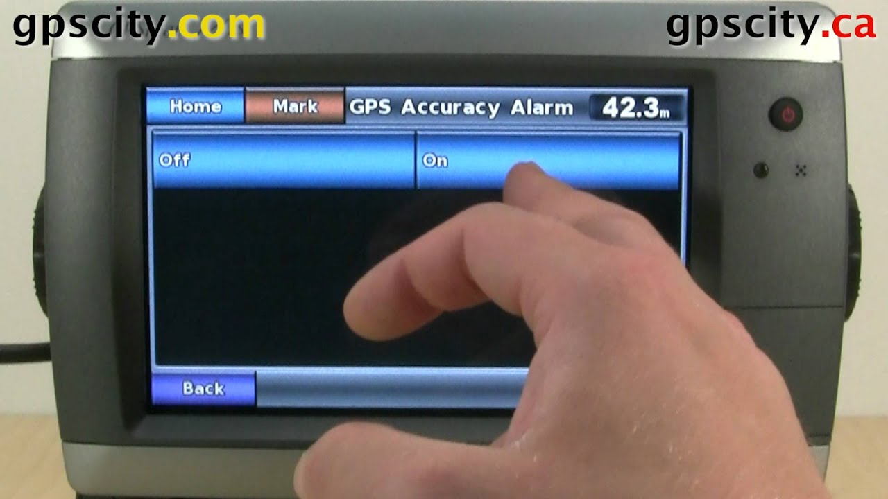 maxresdefault marine alarm settings in the garmin gpsmap 720s with gps city garmin gpsmap 740 wiring diagram at edmiracle.co