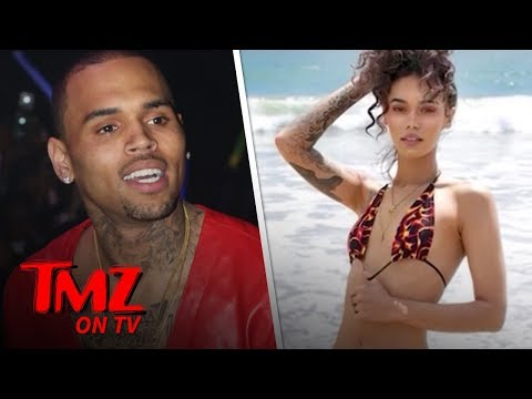 Chris Brown&39;s Reported New Fling Indyamarie Is Hot Hot Hot  TMZ TV