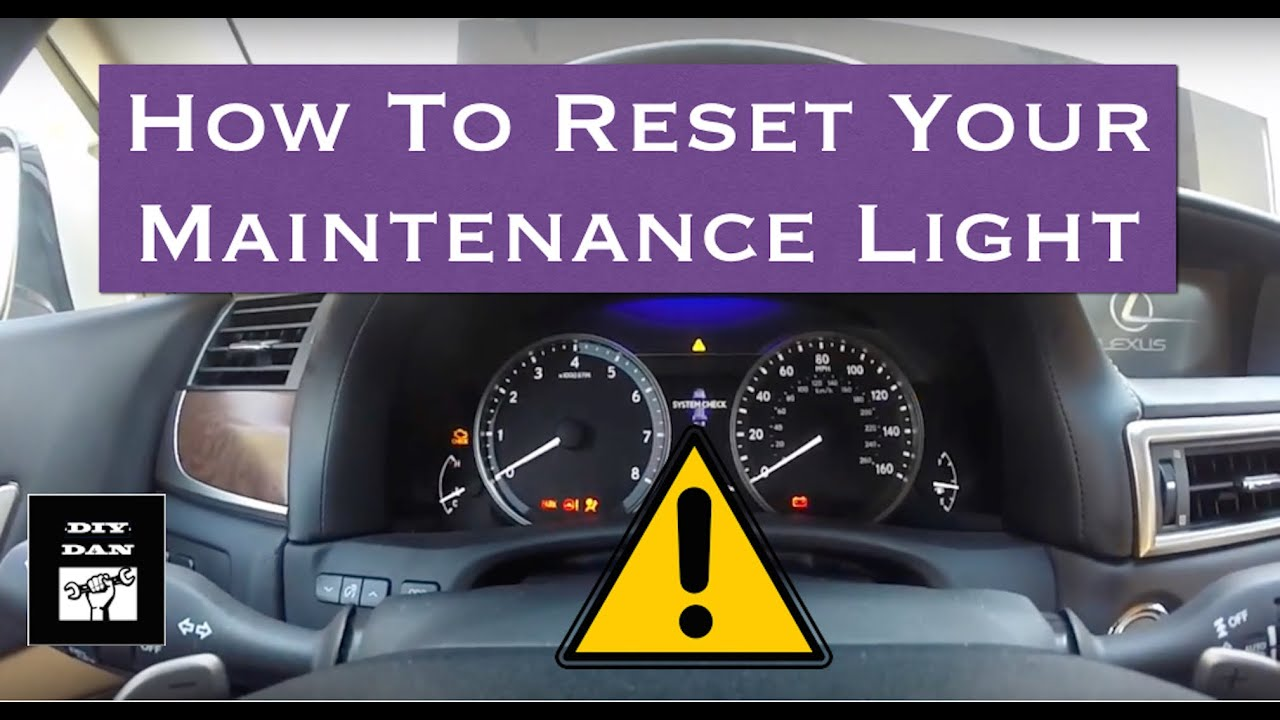 how to reset the maintenance light on a 2013 2016 lexus gs youtube. Black Bedroom Furniture Sets. Home Design Ideas