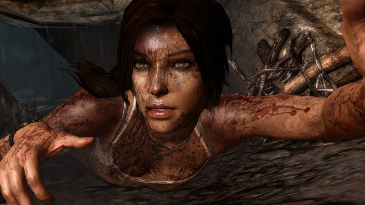 Tomb Raider 2013 - 10 More of the Sexiest Nude Mods in
