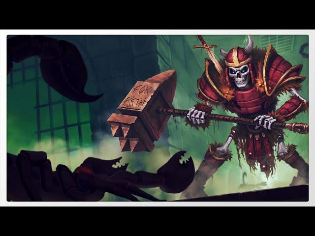 Skeletal Avenger - Gameplay 1080p 60fps - Early Acess