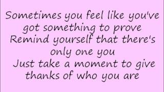 India Arie - A Beautiful Day (Lyrics)