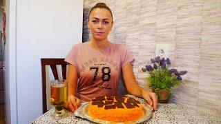 Торт САХАРА Торт на ТОМАТНОЙ ПАСТЕ НЕЖНЫЙ и ТАЕТ ВО ВТУ Торт в домашних условиях