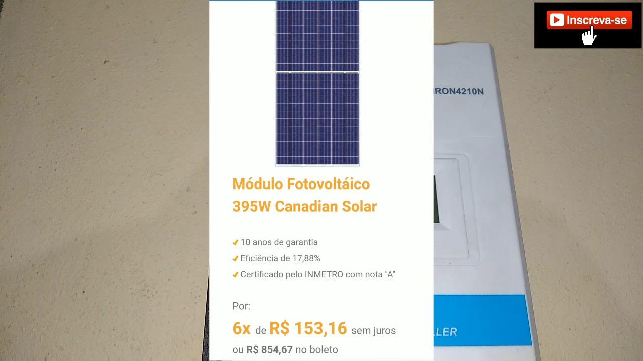 MONTE VOCÊ MESMO!!! SEU SISTEMA DE ENERGIA SOLAR FOTOVOLTAICA OFF GRID, PASSO A PASSO!