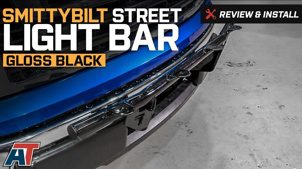 2009 2014 f150 smittybilt street light bar review install youtube 2009 2014 f150 smittybilt street light bar review install mozeypictures Images