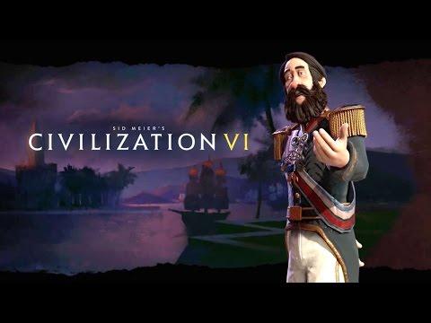 Sid Meier's Civilization 6 - CONSTRUINDO A NAÇÃO BRASILEIRA!!! (Gameplay/PC/PTBR) HD