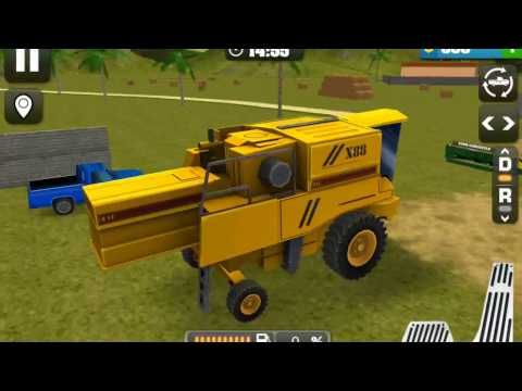 Farming Simulator 3D - E08, Android GamePlay HD
