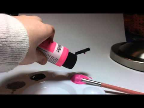 How to make a MLP mettaton custom figure...