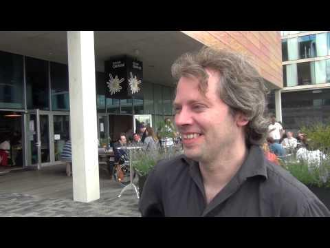 NK schaken 2012 - Interview Dimitri Reinderman - ronde 7