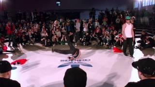 Roxrite vs. Huher (Adidas Originals Rocks the Floor)