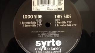 Syrte - Only The Lonely