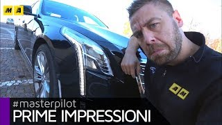 Cadillac CT6   Perfetta no, ma coraggiosa sì...