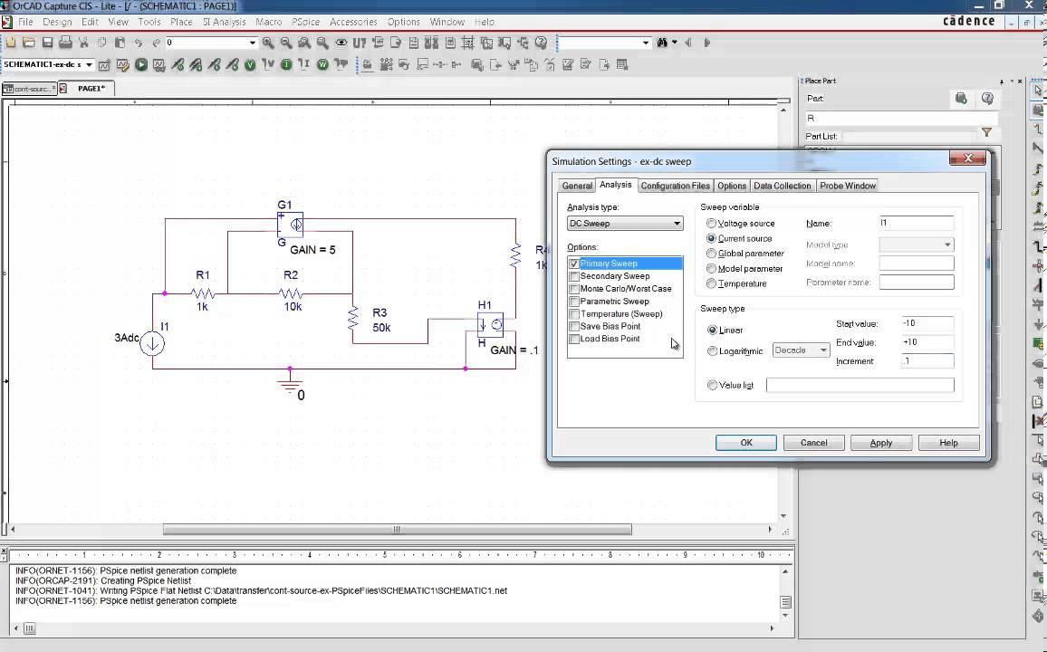 Download introduction to pspice using orcad for circuits and electron….