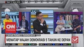 Menatap Wajah Demokrasi di Bawah Jokowi | Layar Pemilu Tepercaya