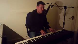 Seal - Prayer For The Dying (piano vocal cover)