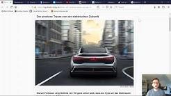 """Artikelanalyse: """"Der sinnlose Traum von der elektrischen Zukunft"""" (Ingolstadt-Today.de)"""