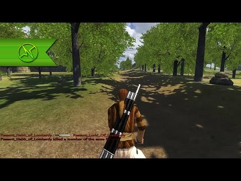 THE NEW PERSISTENT WORLD? - Mount and Blade Persistent Kings Mod Spotlight
