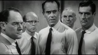 12 Разгневанных Мужчин Официальный Трейлер 1957