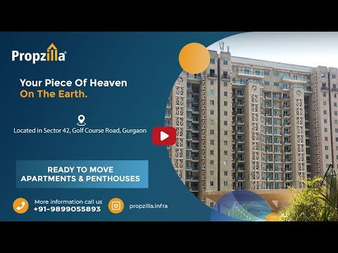 DLF Magnolias Gurgaon -  Luxury Penthouse