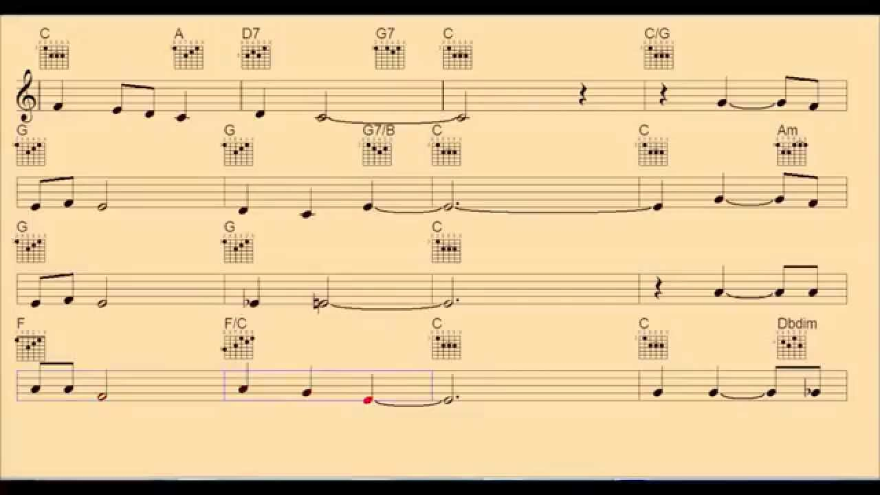 He Touched Me Guitarchordsbacking Tracklead Sheet Youtube