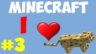 Minecraft: I LOVE CATS #3 - Oh Hi, Cave! Thumbnail