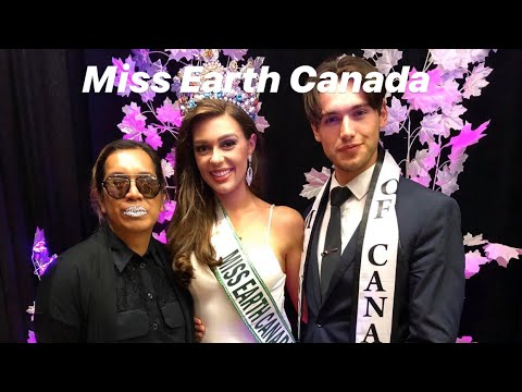 Miss Earth Canada Pageant 2019