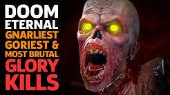 Doom Eternal - Gnarliest, Goriest, And Most Brutal Kills