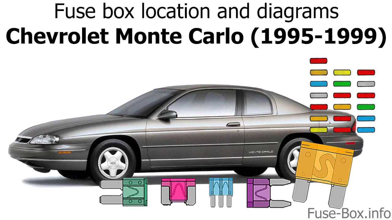 small resolution of 1995 monte carlo fuse box wiring diagram advancefuse box location and diagrams chevrolet monte carlo