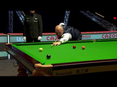 Bingham Chases His Ninth 147 | 2021 Players Championship Last 16