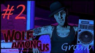 The Wolf Among Us: Episode 2 - Smoke and Mirrors/ Волк среди нас: Эпизод 2 - Дым и зеркала