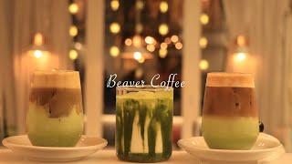 Eng)Cafe vlog/카페 브이로그/이쁘고 맛있는거…