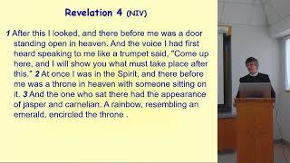 Revelation Study Week 3