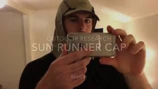 Outdoor Research Sun Runner Cap Review