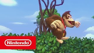 Donkey Kong Country Tropical Freeze - Jouez-la Funky ! (Nintendo Switch)