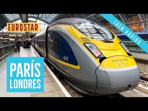 Eurostar de París