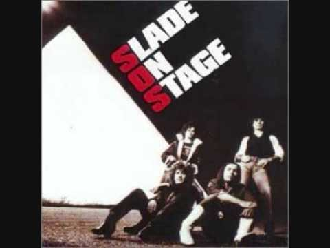 Slade - Rock'n'Roll Preacher (Hallelujah Im On Fire) Live Mp3