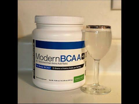 Modern Sports Nutrition Modern BCAA Review