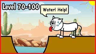 Hello Cats (level 70-100) 3 Star Gameplay